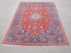 Charming and Colorful Hand woven Persian Najafabad 12.7x8.7