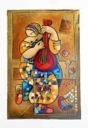 Beautiful Dorit Levi Banjo Song