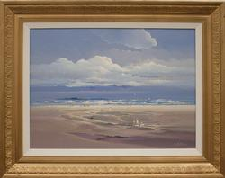Stunning Original By Donald A Peters