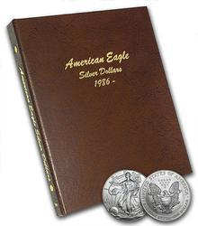 Complete Set 1986-2016 BU Silver American Eagles