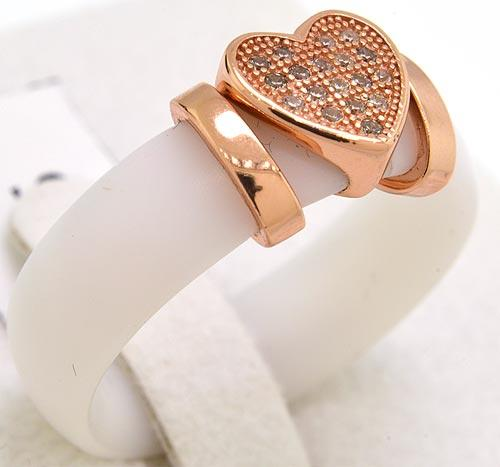 Preciosa 'A La Mode' Heart Ring