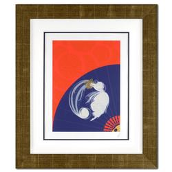 Legerete Limited Edition Serigraph by Erte Hand Signed