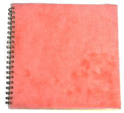 MTV Pink Fur Book Un-Signed Memorabilia
