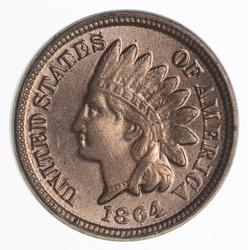 1864 Indian Head Cent - Uncirculated