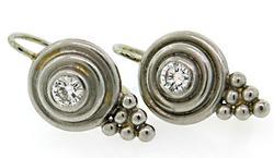 Temple St. Clair VS Diamond Earrings