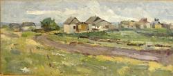 Original Village by Mikhail Borimchuk