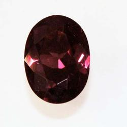 Deep Red Spinel Oval - 2.78 cts.