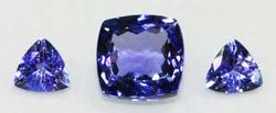 Tanzanite Matching Set - 5.33 cts.