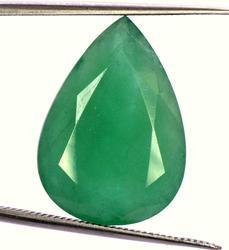 14.29 Carat Natural Untreated Emerald