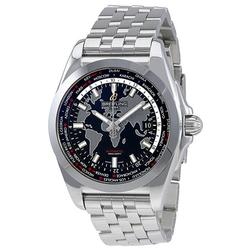 New in Box Breitling Galactic Unitime Automatic, Swiss