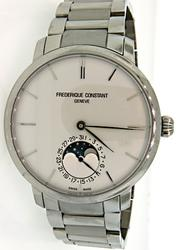 Frederique Constant Slimline Moonphase 42 MM Watch