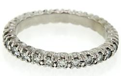 1.0 CTW Diamond Eternity Band