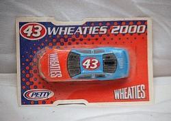 WHEATIES PETTY JOHN ANDRETTI CAR