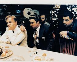 Steve Schirripa Signed autographed 8x10 Sopranos Photo