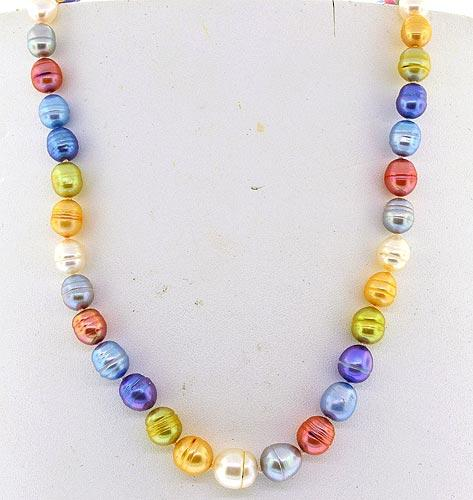 multi gemstone necklace usauctionbrokers