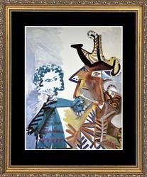 Fantastic Pablo Picasso Circa 1985