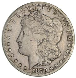 1879-CC Morgan Silver Dollar- Circulated