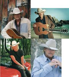 Alan Jackson 25th Anniversary 8x10 4 Photo Folder