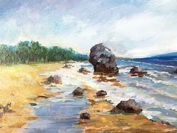 Stunning Marine Landscape by Alexander Voichenko