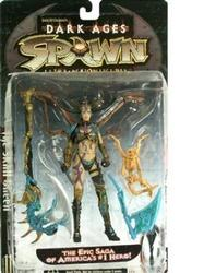 SPAWN DARK AGES FIGURE - THE SKULL QUEEN