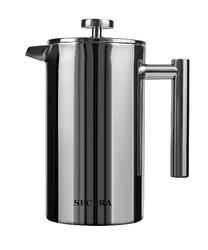 1000 ML Stainless Steel French Press Coffee Maker