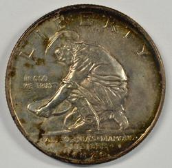 Uncleaned original 1925-S California Commem Half Dollar