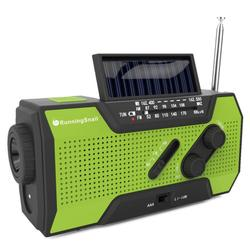 All-in-one Solar Crank Emergency AM/FM Survival Radio