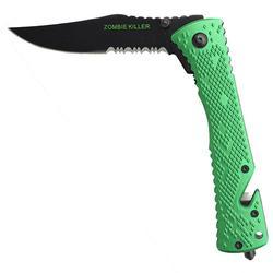 Emergency Tactical Folding Survival Knife