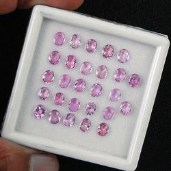 Group Lot of Rare Natural Pink Sapphires
