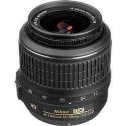 Nikon 18-55mm DX VR Image Stabilization Lens RB