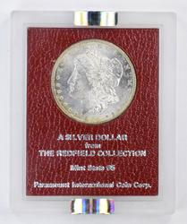 Redfield Collection 1896-S Morgan Silver Dollar NGC Graded MS-64