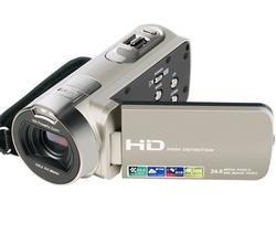 Compact Video Camcorder 1080p 16x Zoom