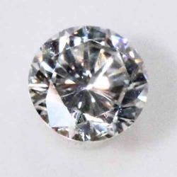 Quarter-Carat Natural, Untreated Diamond