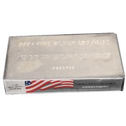 Engelhard Silver Bar 100 oz
