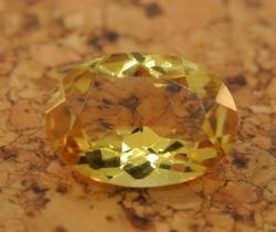 Oval Cut Citrine Loose Stone