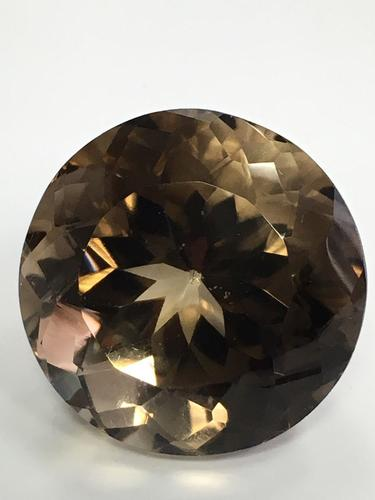 6.0+ Carat Brown Topaz Loose Gemstone