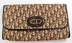 Dior Vintage Envelope Clutch