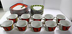 Rosenthal Love Story Plates, Cups & Saucers
