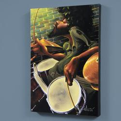 Urban Limited Edition Giclee on Canvas- Certified!