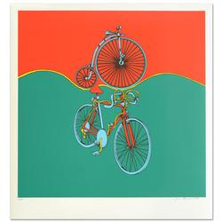 Bicycle Limited Edition Serigraph-Certified!