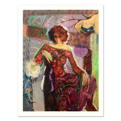 Sabizi Hand Embellished Limited Edition Giclee