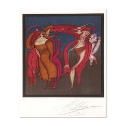 Limited Edition Lithograph on Paper from Mihail Chemia