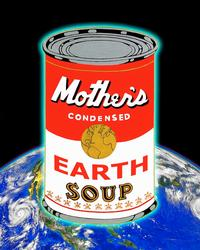 Charles Lyn Bragg Mother's Condensed Earth Soup