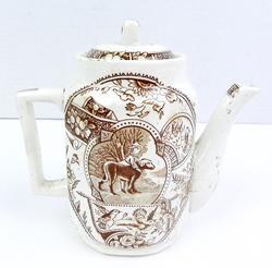 Antique English Lil Mae Child's Tea Pot