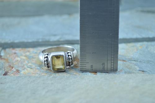 how to set a faceted stone in a bezel