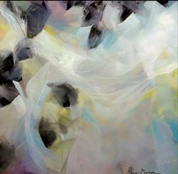 Original Acrylic Painting by Moran