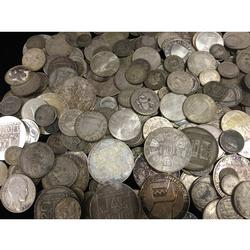 10 ounces 64% pure silver world coins