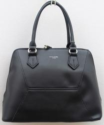 Stylish Black Color, New Arrival Bag By David Jones