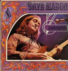 Dave Mason Autographed Signed Headkeeper Album Cover AF