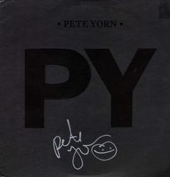 Pete Yorn Autographed Signed Self Titled Album Cover AF